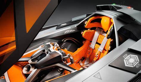Egoist Lamborghini 2014 Lamborghini Egoista Concept Machinespider
