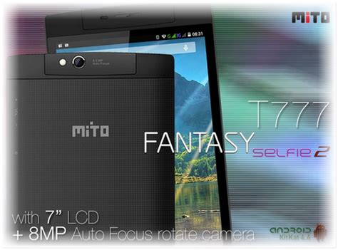 Tablet Mito Selfie T777 daftar tablet murah ram 1gb 700 ribuan april 2016 harga
