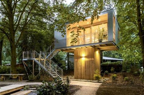 baumhaus architektur eine originelle wohnidee bei berlin