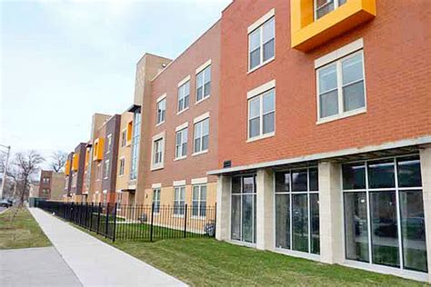 Apartments In Lawndale Chicago New Apartments Restore Dr King S Legacy In Lawndale