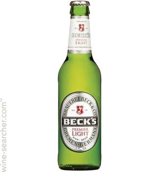 tasting notes beck s premier light bier germany