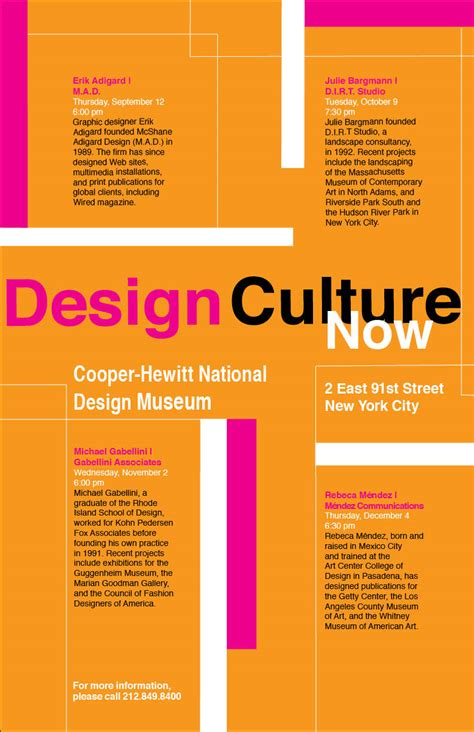 design poster project design archives melanie sklarz