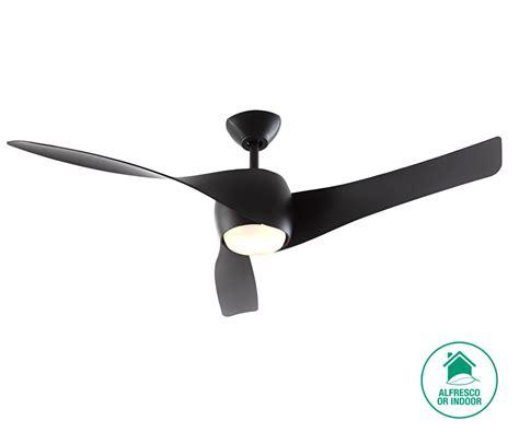 Black Ceiling Fan With Lights Artemis 147cm Fan With Light In Matt Black Ceiling Fans Fans