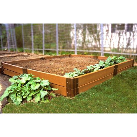 raised garden bed kit raised garden bed kit gronomics raised garden bed canada