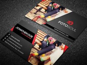 fashion photography business cards 60 exles of business cards