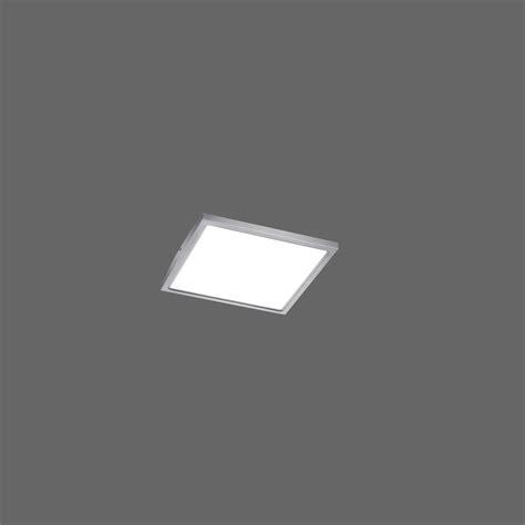 licht led len badezimmerleuchte mit led technik in flachem aufbau