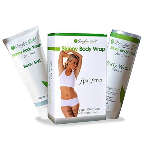 Slimming Belly Detox Wrap by Wrap Kit Lose Belly Fast