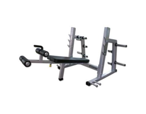 fitness gear pro olympic bench legend fitness pro series olympic decline bench 3243