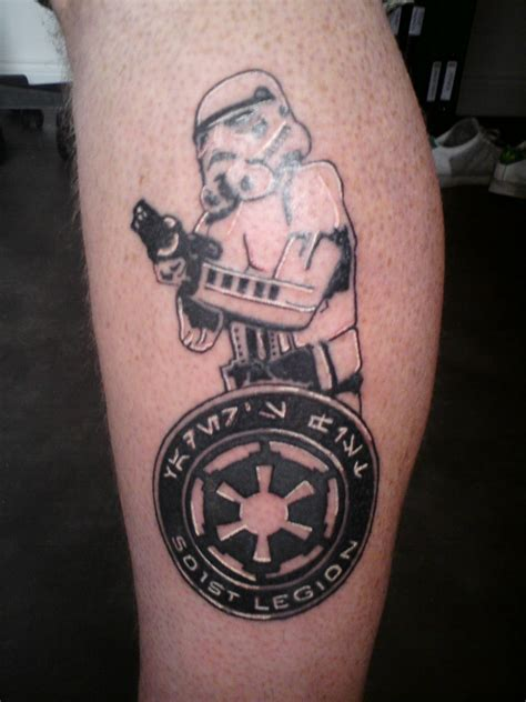 stormtrooper tattoo stormtrooper tattoos photo 28132619 fanpop