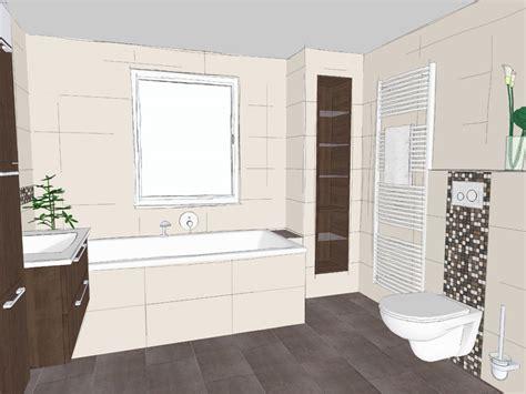 bad planung home design inspiration und m 246 bel ideen - Gemalte Badezimmer Ideen