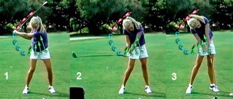 lexi thompson swing downswing