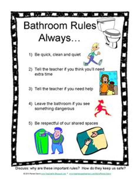 Bathroom Etiquette At School Number Chart 1 30 Number Chart Robots Beautiful Kid
