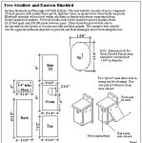 Eastern Bluebird House Plans Free Woodwork Bluebird House Plans Alabama Pdf Plans