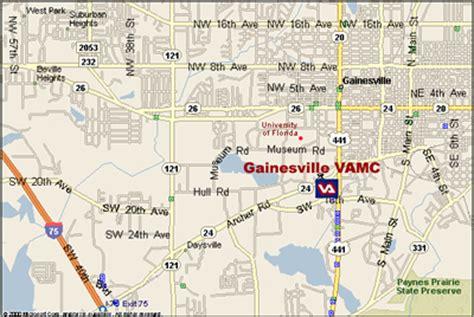 map of gainesville fl my blog