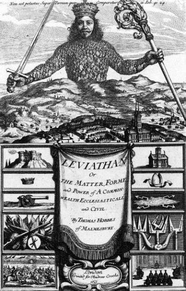 Leviatã – Thomas Hobbes | Le Livros