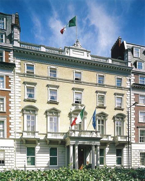 consolato italia londra londra sera ambasciata