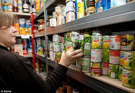 britain s food banks out 10 million meals in just one