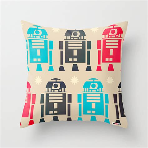 R2d2 Pillow by Items Similar To Wars Pillow Cover R2d2 Decorative