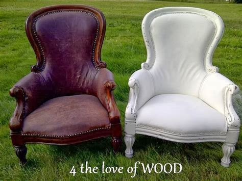 painting a leather sofa 4 the love of wood annie sloan the painted leather chair