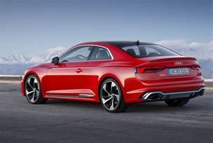 Audi Data Audi Rs5 2017 Motor Marktstart Preis Nie Mehr Saugen