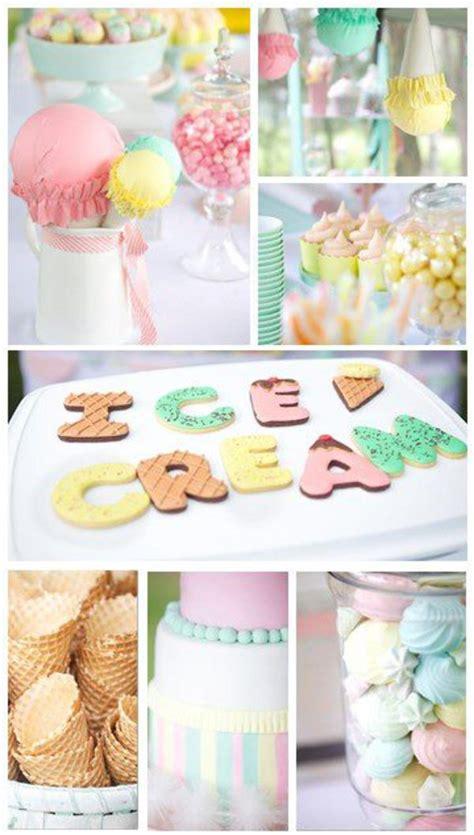 ice cream birthday party ideas kara s party ideas ice cream shoppe summer girl boy party