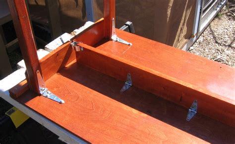 army folding field table  harrych  lumberjockscom