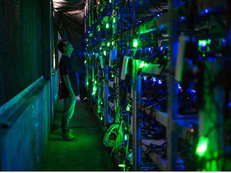 Biggest Desk Bitcoin Mining Has A Massive Carbon Footprint Wired