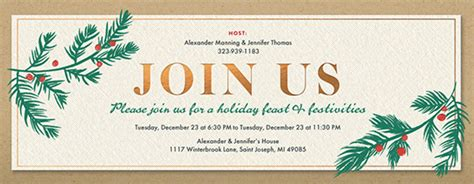 employee holiday luncheon invitation template free office invitations evite