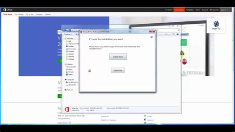 install visio 2013 how to install visio professional 2013