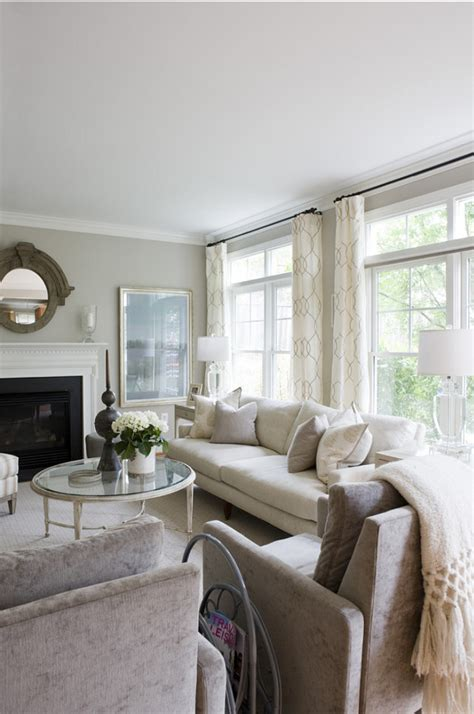 inspiring light colors for living room