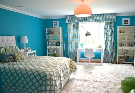 chambre turquoise d 233 co chambre turquoise