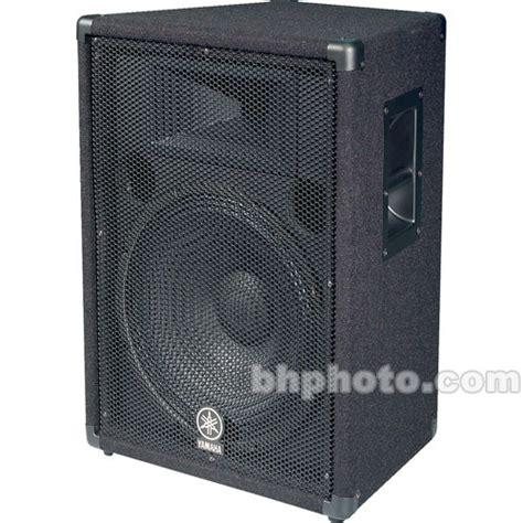 Speaker Acr 400 Watt yamaha br15 15 quot 2 way 400 watt p a speaker br15 b h