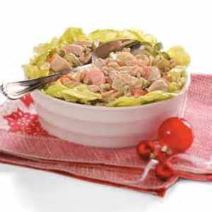 cold pasta salad recipes 4 taste of home chicken pasta salad for four recipe taste of home