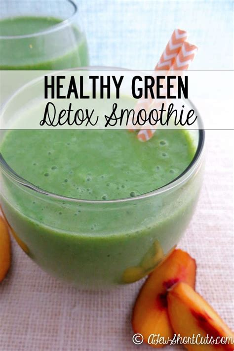 Green Detox Splash What Can Replace The Banana by Healthy Green Detox Smoothie A Few Shortcuts