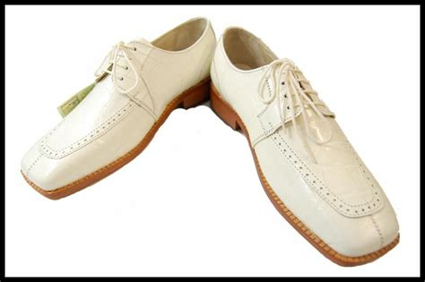 s liberty color croco print leather dress shoes style l 550 ebay