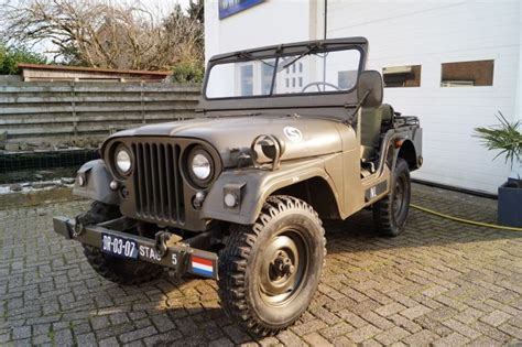 1957 Willys Jeep Willys Jeep Nekaf M38a1 4x4 Jeep 1957 Catawiki