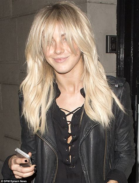 julianne hough with bangs julianne hough is a contender for worst hairstyle with