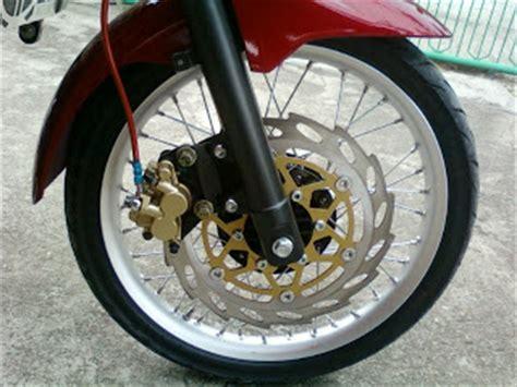 Baru Piringan Cakram Satria R 2t Depan Belakang Sunstar Kw modifikasi motor modifikasi vixion jari