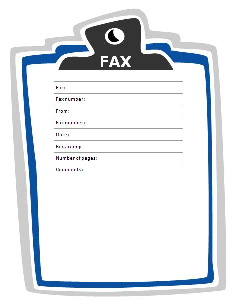 Inventory Resume Sample by Free Fax Cover Sheet