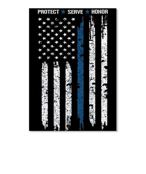 Thin Blue Line Sticker