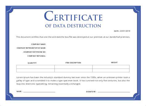 certificate of data template printable certificate template 46 adobe illustrator