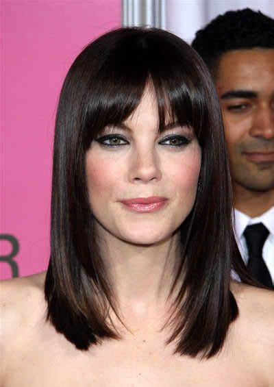 haircuts with description 25 best ideas about medium hairstyles with bangs on