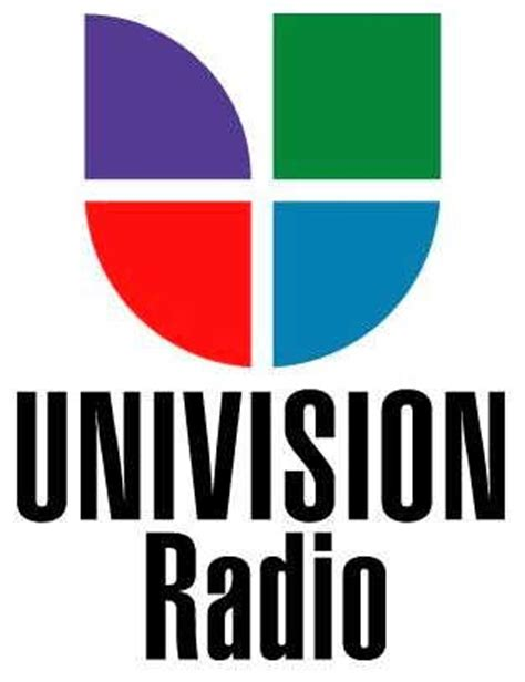 univision radio logopedia the logo and branding site