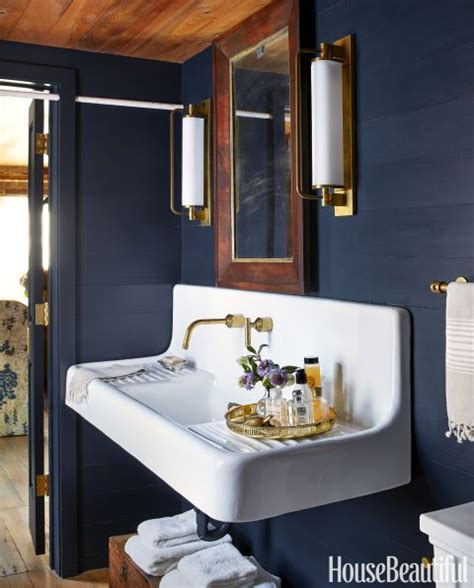 Navy Blue Bathroom Ideas Navy Bathroom Decorating Ideas