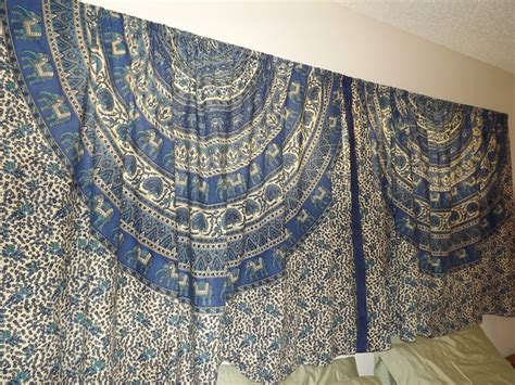 elephant tapestry curtain tapestry curtains recipes and creations of an air force wife
