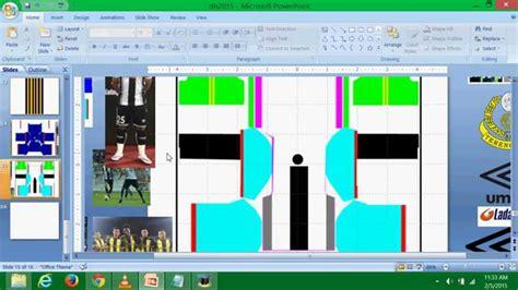 cara membuat logo dream league soccer cara buat kits dls dream league soccer doovi