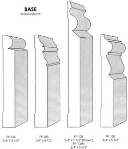 Baseboard Dimensions 22 best images about wood floors baseboards trim on pinterest
