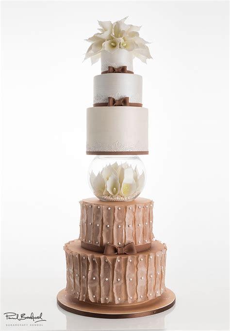 Autumn Wedding Cake   Autumn Grace by Paul Bradford