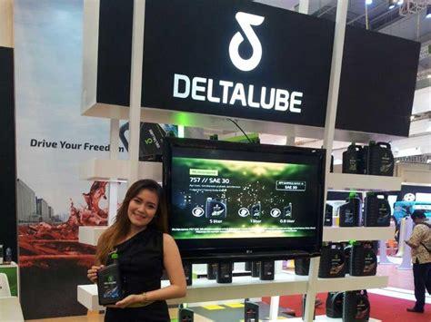 Pelumas Deltalube Oli Deltalube Siap Bersaing Di Pasar Pelumas Indonesia