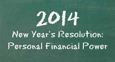 personal financial and social new year s resolutions for new year s goal 12 month personal financial power plan